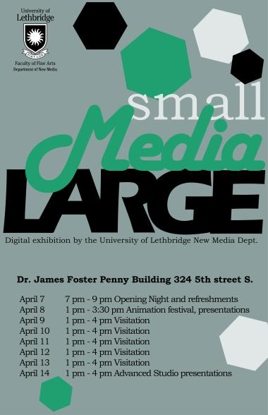 c. 2018 Branding Poster for event